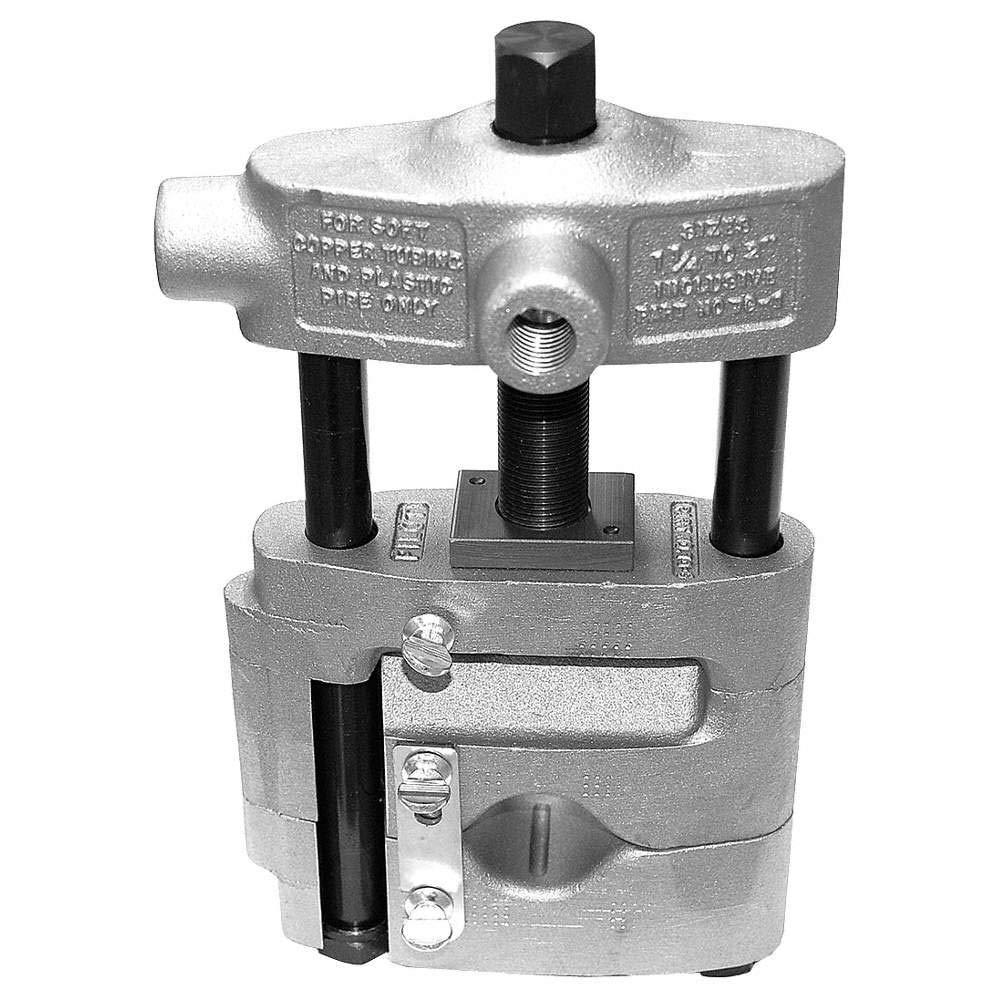 Copper Pipe Shut Off Tool 1-1//4-2 in Cap