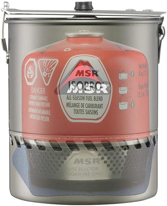 MSR Hornillo de Gas, Camping Cocina eléctrica, Gas, grabadora grabadora de tormenta, Tormenta Eléctrica