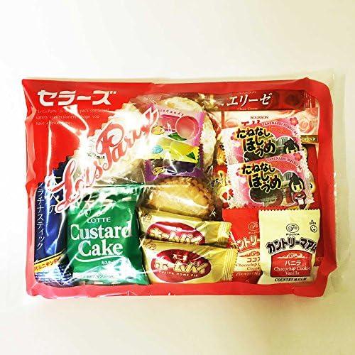 お菓子の詰め合わせ 旅行用 個包装 レディースセットDX