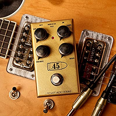 Rockett Pedals 45 Caliber · Pedal guitarra eléctrica: Amazon.es ...