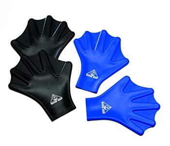 Water Gear Silicone Force Swimming Gloves