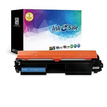 Tinta e-sale nuevo Compatible cf217 a 17 A cartucho de tóner negro ...