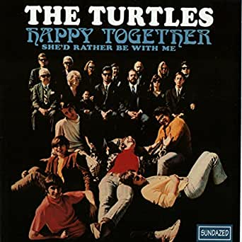 You know what i mean by the turtles on amazon music amazon. Com.