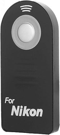 ML-L3 Wireless Remote Control IR Cameras Shutter for Nikon