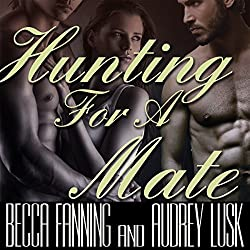 Hunting for a Mate (BBW Shifter Menage Romance)
