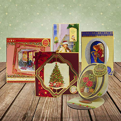Hunkydory Classic Christmas Luxury Topper Collection CLASSIC18-101 by Hunkydory (Image #1)
