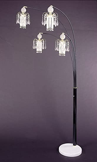 chandelier shades floor lamp cheap ikea target