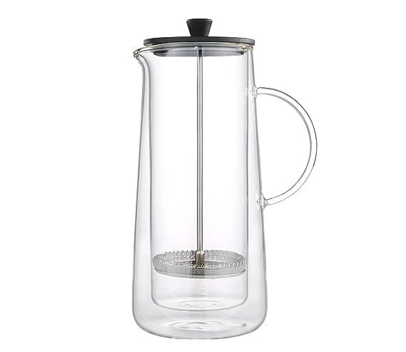 Amazon.com: Zassenhaus Aroma French Press, Double Wall Glass ...