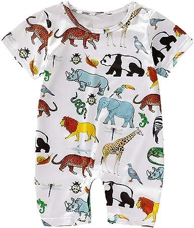 Cute Bird Toucan Clip Art Toddler Baby Girls Cotton Ruffle Short Sleeve Top Cute T-Shirt 2-6T