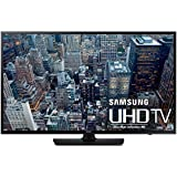 4K Ultra HD Smart LED TV - Samsung UN55JU6400 55-inch 4K Ultra HD Smart LED TV (2015 Model)