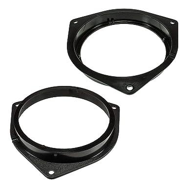 Adaptadores / - anillos de TOYOTA Corolla E12, MR2, Avensis, 165 mm altavoz