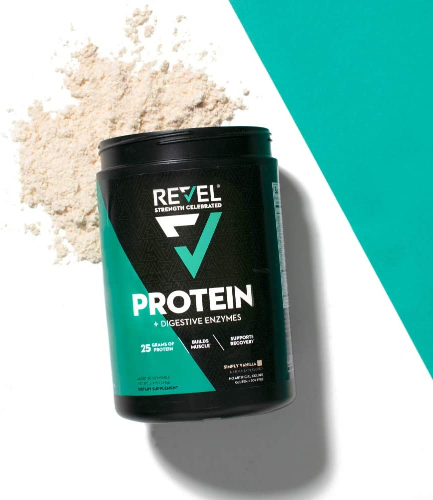 Revel Whey Protein Powder for Women