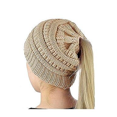 f1c1630bf9c Women Knit Hat - Beanie Hat Ladies