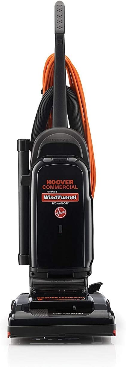 """Hoover Commercial WindTunnel 13"""" Bagged Upright Vacuum C1703900 (Pack of 1)"""