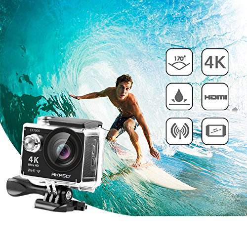 Buy budget action camera 2017