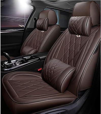 Auto Sitzbezüge Pu Leder Autositzbezug Sets Vollen Satz Wasserdicht Für Bmw F10 F11 F15 F16 F20