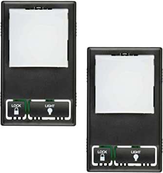 2 Multi Function Wall Keypad Control Panels For Liftmaster 41a5273 1 78lm Amazon Com