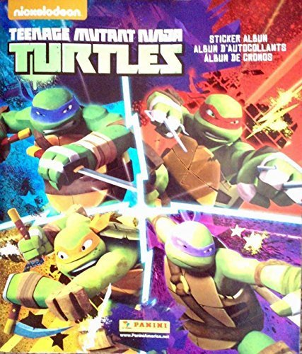 Panini Nickelodeon Teenage Mutant Ninja Turtles Trading ...