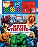 Marvel Heroes Movie Theater Storybook and Movie Projector, Readers digest, 0794422527