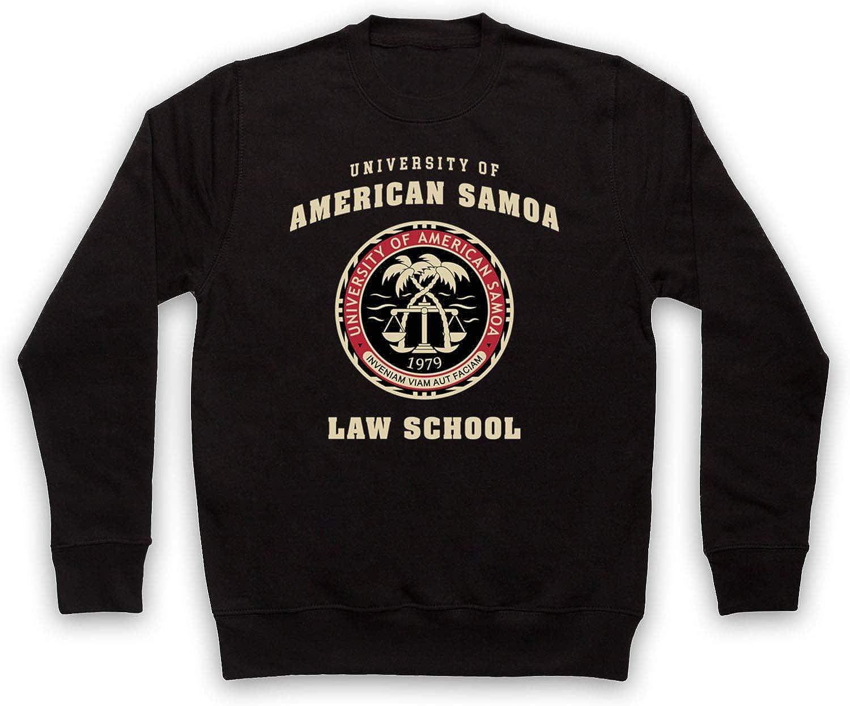 My Icon Art & Clothing Call Saul University of American Samoa Law School Bet - Sudadera para adultos
