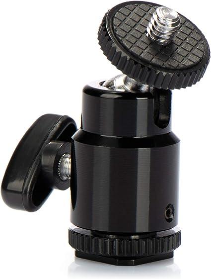 Com Four Mini Tripod With Ball Head Camera Photo