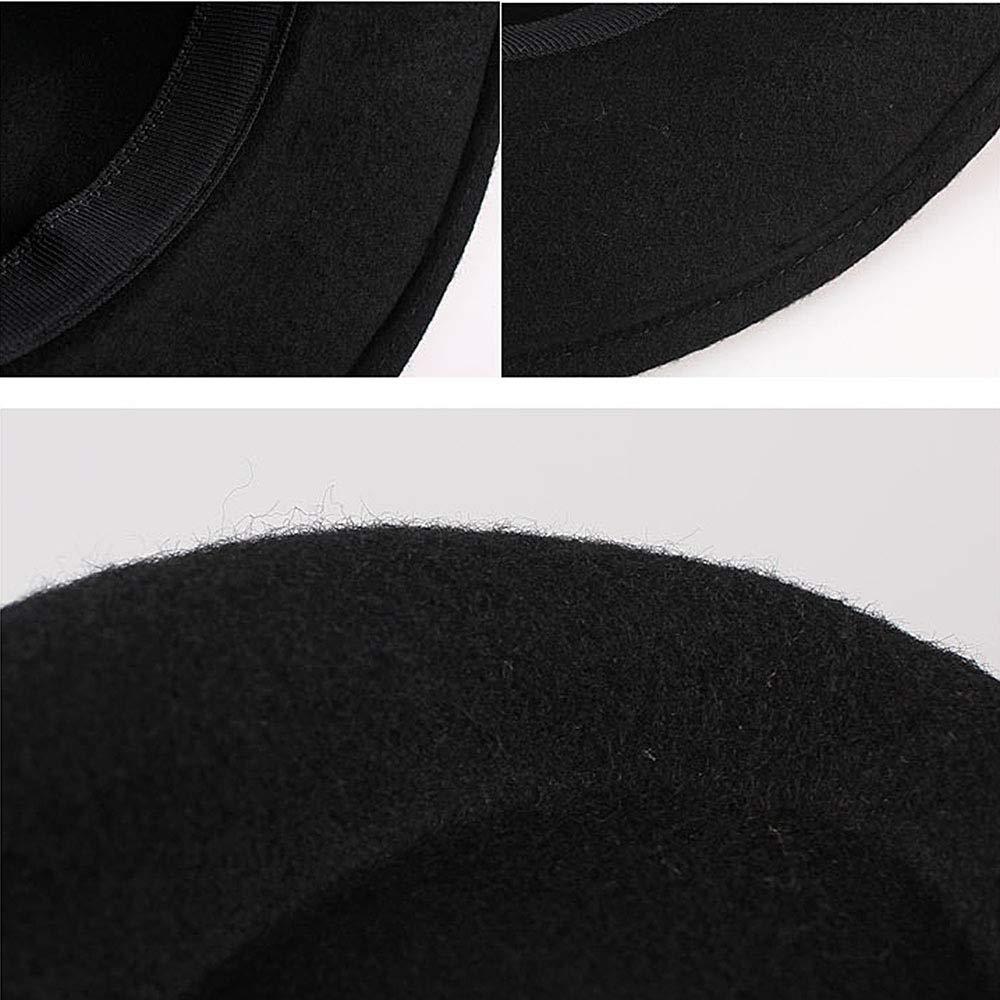 Zxcvb Winter Herren Zylinder Qualität Qualität Qualität Britische Retro Jazz Hut Weibliche Persönlichkeit Gezeiten Breite Großen Hut B07L1PXDV4 Mdchen Stimmt 0c6be0