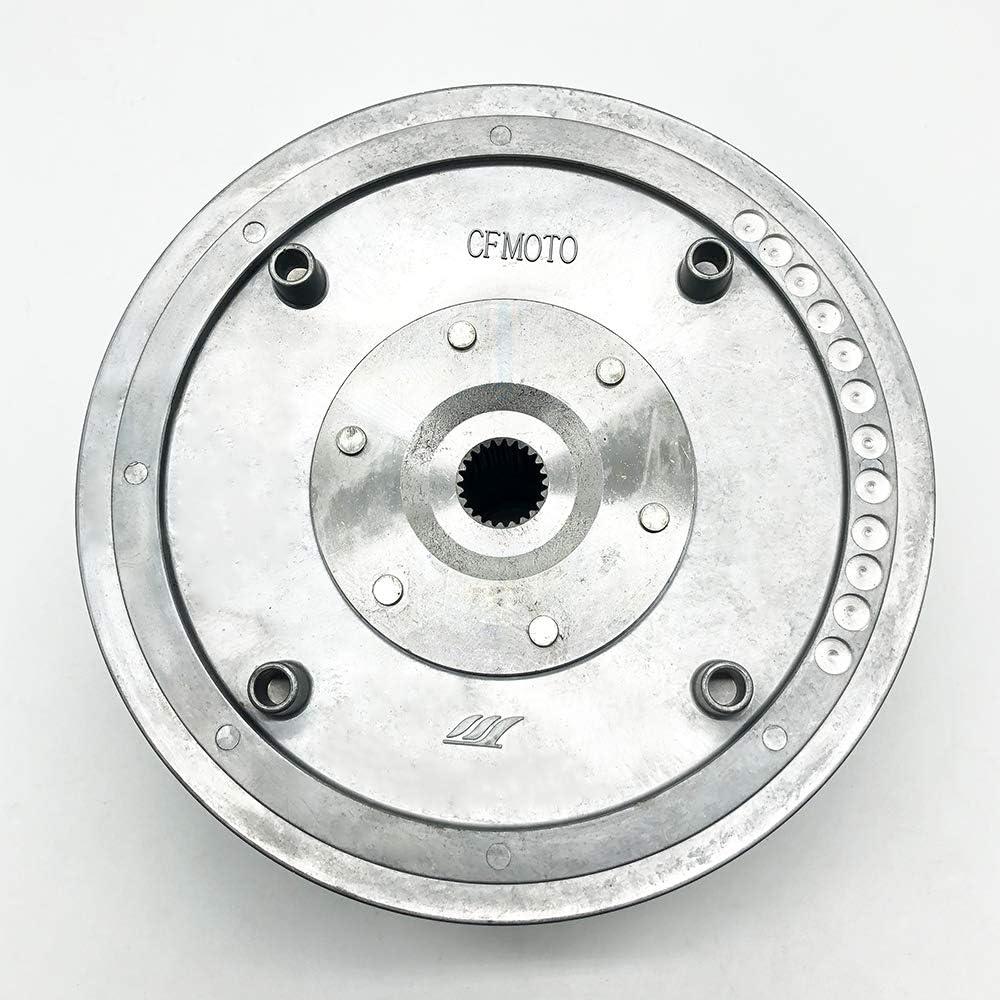 Clutch Driven pulley For CFmoto CF188 CF500 X500 500CC ATV UTV Secondary Clutch Sheave Driven Pulley Wheel CDL-CF500 CF188-05200