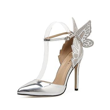 Talons Hauts Les Creux Papillon Chaussures Zhznvx À qtFwaPtW7