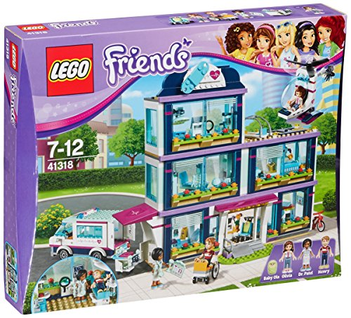Friends - Heartlake Hospital by LEGO