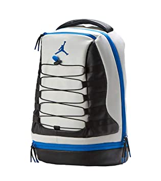 buy popular b9d9c c95c8 Amazon.com | Nike Air Jordan Retro 10 Backpack (One Size ...