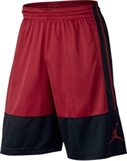65e352dff92 Amazon.com: Nike mens FLIGHT DIAMOND SHORT 799543-687_S - GYM RED ...