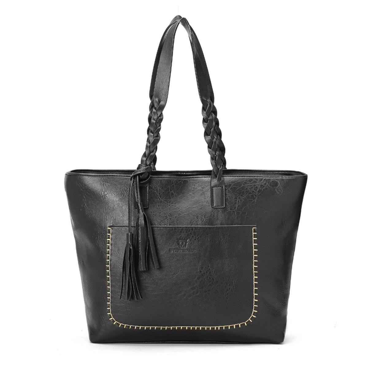 461a4c01237d Amazon.com  Women Vintage Tote Bag
