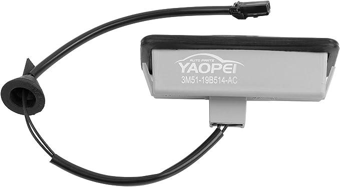 Interruptor de liberaci/ón para maletero YAOPEI 3M5119B514AC