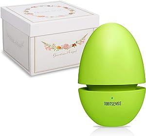Rootsense Refrigerator Deodorizer - Refrigerator Odor Eliminator & Fridge Freshener & Refrigerator Food Shelf Life Extender (green)
