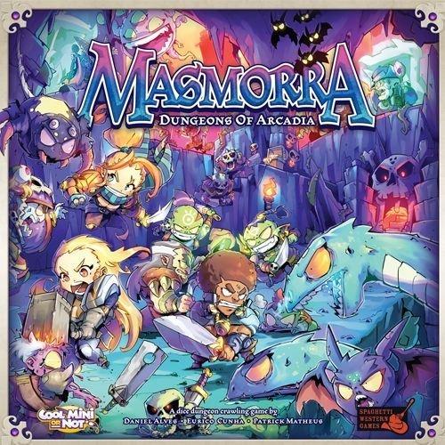 CMON Masmorra Dungeons Arcadia Board product image