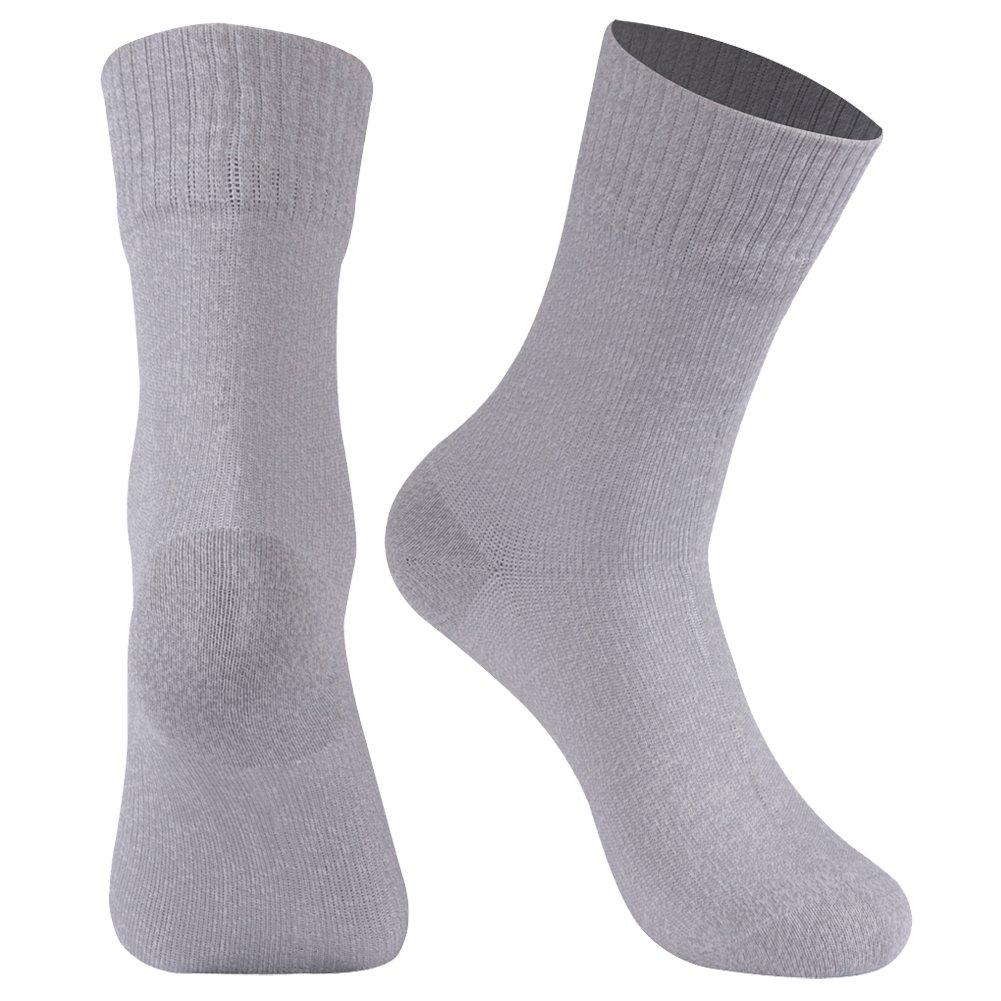 Ankle Athletic Socks, RANDY SUN 100% Waterproof Dri Fit Breathable High Visibility Unisex Golf Basketball Football Soccer Climbing Running Hiking Socks XS by RANDY SUN