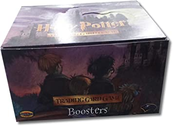 Harry Potter Booster Display Englisch 36 Booster A 11 Karten Amazon Co Uk Toys Games