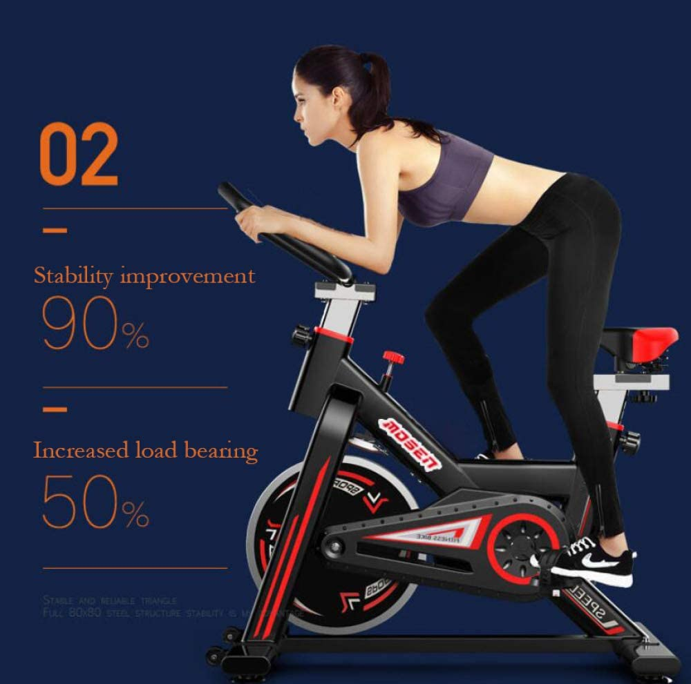 GFLD Bicicletas de Spinning Bicicletas de Ejercicios para el hogar ...