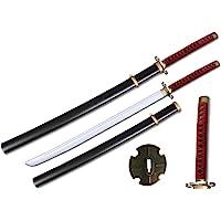 "SparkFoam 39"" Foam Samurai Sword (1) + Plastic Scabbard Bundle (1)"