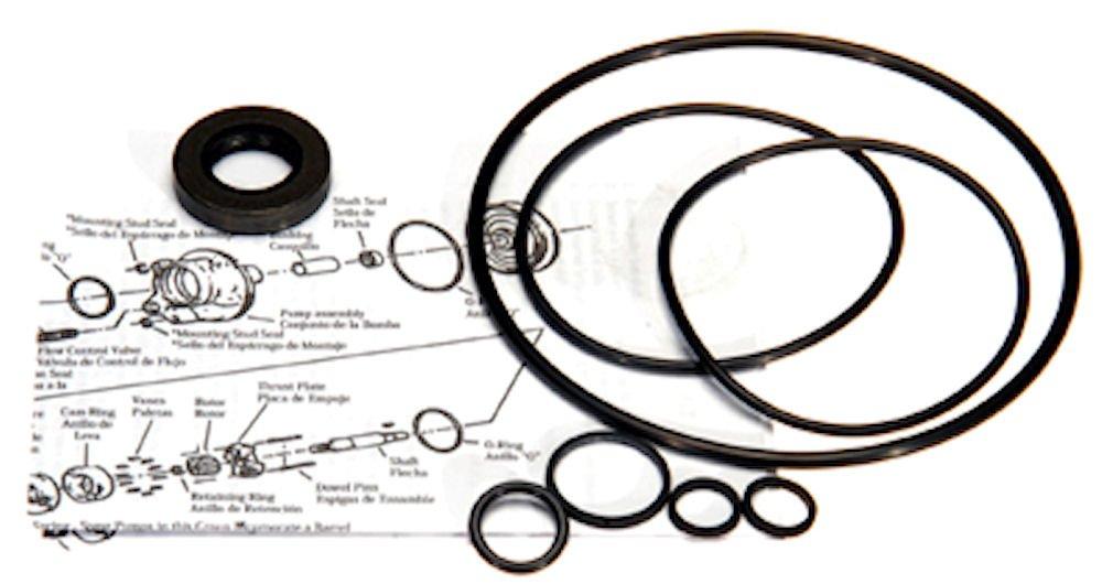 Edelmann 8755 Power Steering Pump Seal Kit