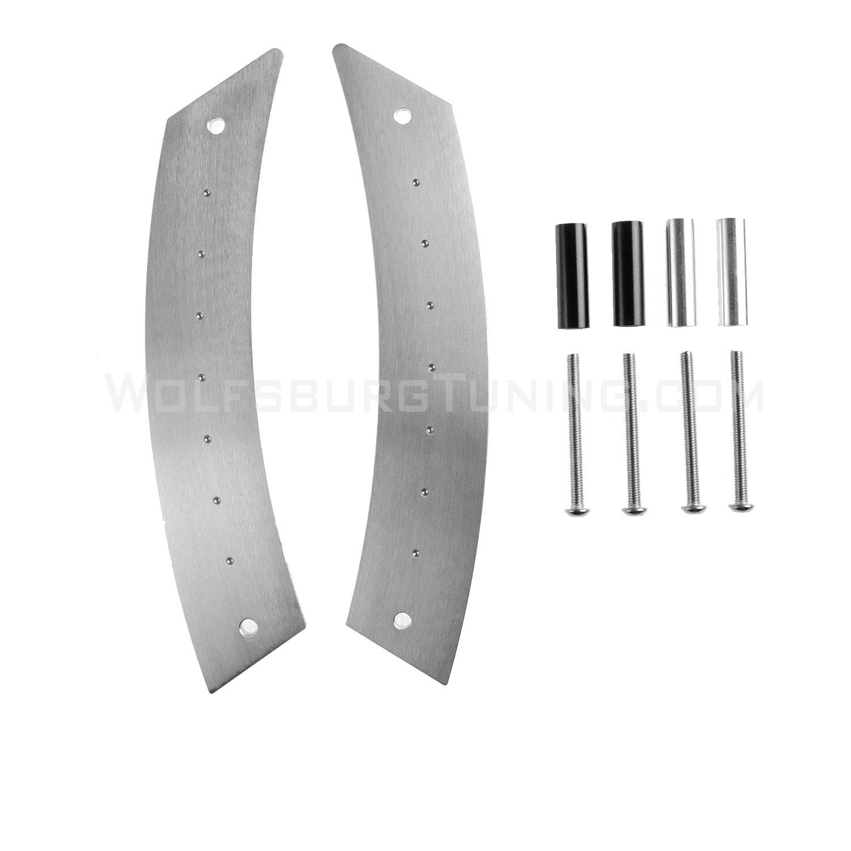 Door Panel Handle Metal fits VW Beetle VW 1998-2010 Aircraft Grade Aluminium
