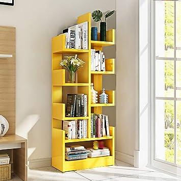 Librerie E Scaffali Economici.Qixian Scaffale Organizzatore Per Libri Libreria Scaffale