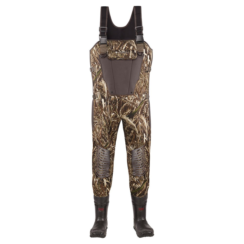 Lacrosse Mallard II Expandable max-4 HD 1000-gram Thinsulate Ultra Insulation Chest Waders B00M1A1VHS 9 M|Realtree Max 5 Realtree Max 5 9 M