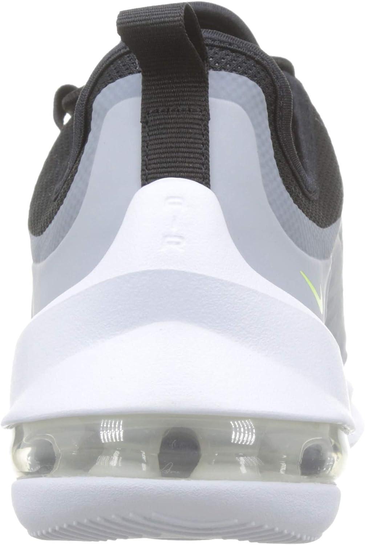 Nike Nike Air Max Axis, Herren Niedrig, Mehrfarbig (Black