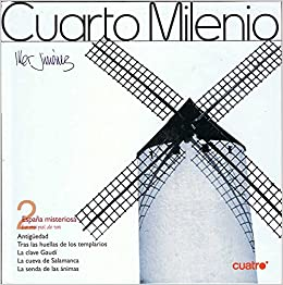 Cuarto Milenio Nº 2. España Misteriosa (Libro + DVD): Amazon.es ...