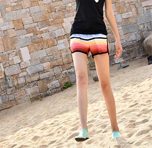 Plein Pour Clair Plongée Portables Air De Tuba Et Antidérapantes Confortables En Chaussures Femmes Beach Vert Chaussettes Summens Hommes wOq1TvXAWf