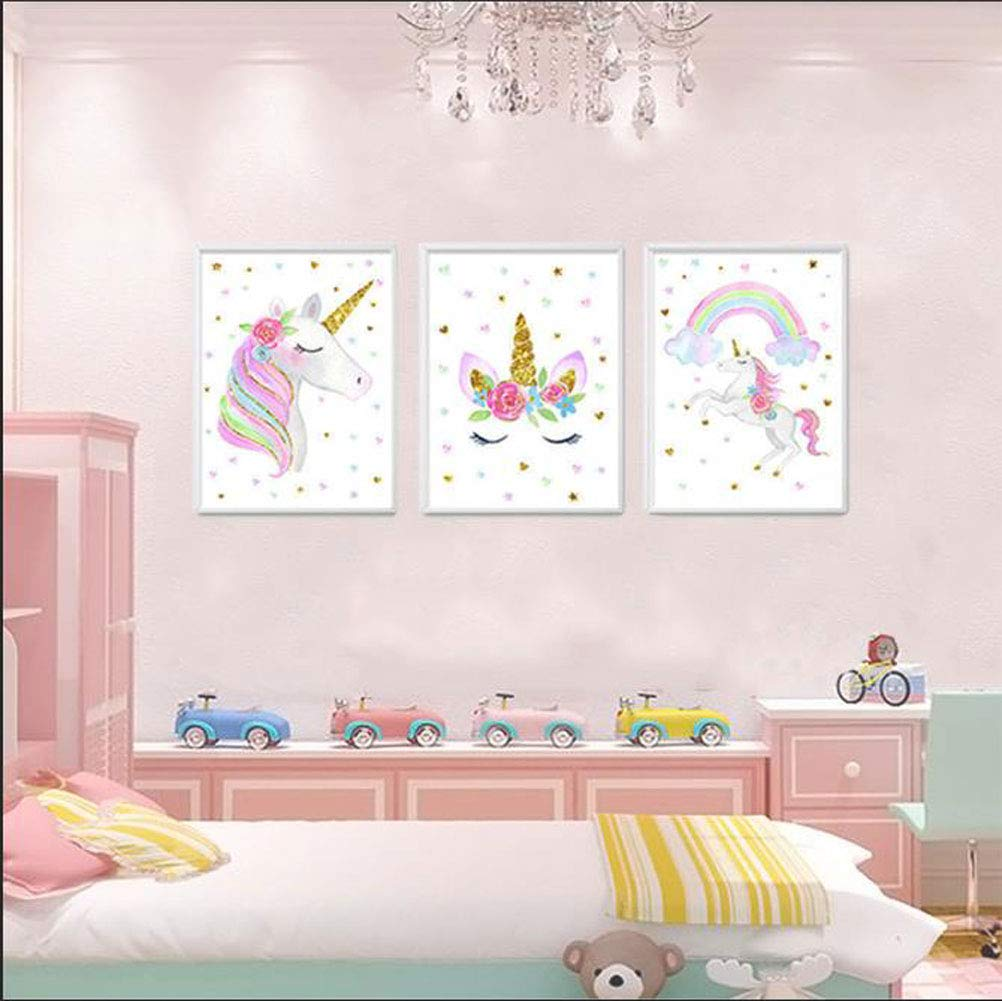 Great unicorn wall posters