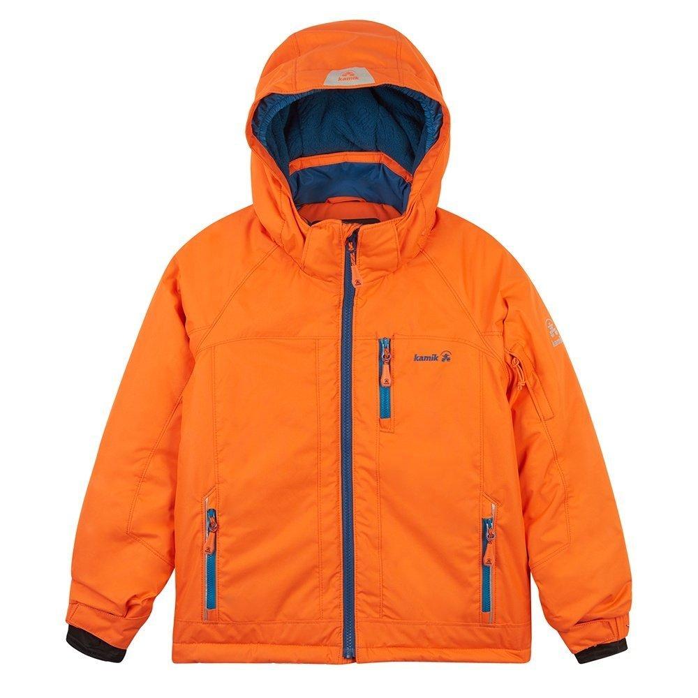 Kamik Boys Rusty Solid Jacket Toddler//Little Big Kids