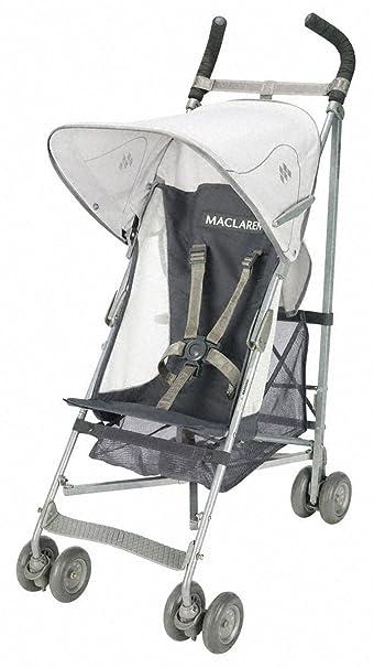Amazon.com: Maclaren Volo carriola, Carbón vegetal Marco ...
