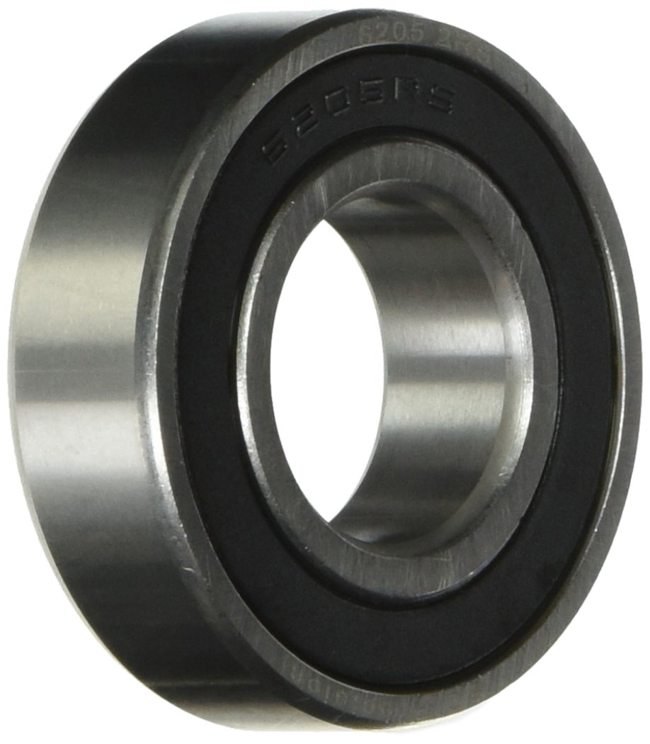 BC Precision BC-6205-2RS-20 Twenty (20) 6205-2RS 25x52x15 Ball Bearings/Pre-Lubricated (Pack of 20)
